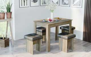 Табуретки для кухни с мягким сиденьем: мягкие табуреты из дерева и металла