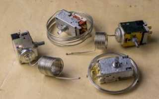 Замена терморегулятора в холодильнике, инструкция: как снять и как поменять
