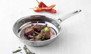 Как очистить керамическую сковороду от нагара и жира в домашних условиях