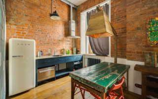 Стулья лофт для кухни: стиль в современном черном кухонном интерьере