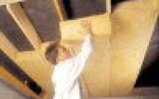 Утепление парилки изнутри: пошаговая инструкция, видео