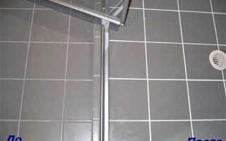 Чем почистить швы между плиткой на кухне на полу и стенах, как обновить затирку