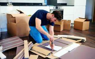 Как сделать навесной кухонный шкаф своими руками
