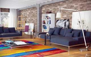 Дизайн комнаты 16 квадратов