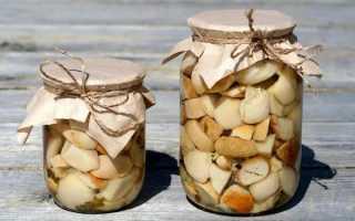 Как хранить соленые грибы после засолки: сколько можно в холодильнике и морозилке