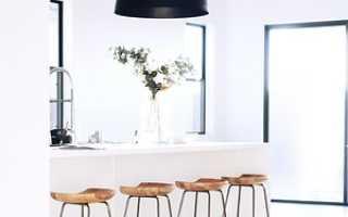 Барная стойка из дерева для кухни своими руками: брус, доска, ДСП, массив