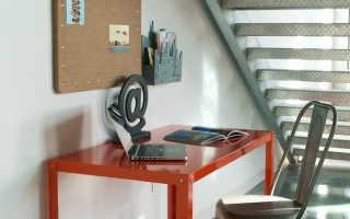 Кухонный стол в стиле лофт в интерьере: дизайн барных столов и стульев