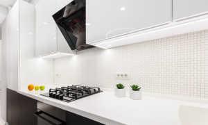 Как сделать вытяжку на кухне в квартире: как правильно установить вентиляцию