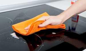 Уход за керамической варочной поверхностью: чем чистить и мыть стеклокерамику