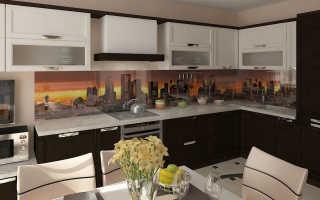 Кухня темный низ светлый верх: комбинированные гарнитуры в интерьере