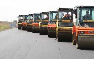 Виды дорожного покрытия для автомобильных дорог