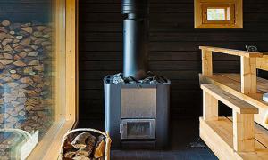 Котлы для бани: на дровах, электрический, чугунный, с баком для воды