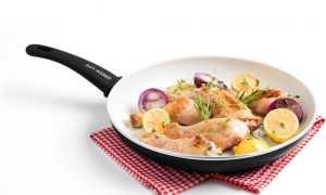 Керамическая сковорода: как ее выбрать, плюсы сковородок с керамическим покрытием