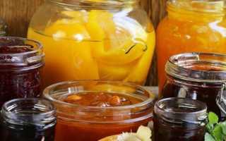 Срок хранения варенья: сколько можно хранить варенье из шишек и вишни открытым