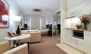 Квартира-студия: оптимальная меблировка, зонирование, интерьер, планировка, фото