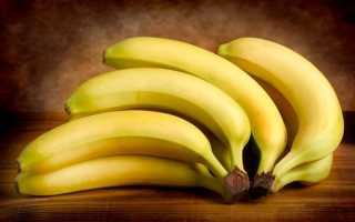 Как хранить бананы в домашних условиях свежими: особенности и способы хранения
