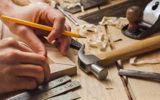 Инструменты для изготовления мебели