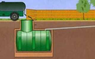 Канализация для загородного дома: септик, пластиковая емкость, локальная и автономная канализация