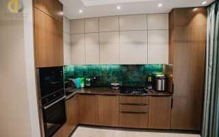 Интерьер кухни в светлых тонах + фото
