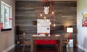 Ламинат на стене на кухне: фото, интерьер, дизайн