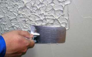 Штукатурка стен под обои своими руками + видео