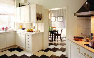Укладка плитки на пол: как правильно положить на кухне своими руками