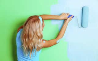 Краска для кухни: чем покрасить стены на кухне, чтобы можно было мыть