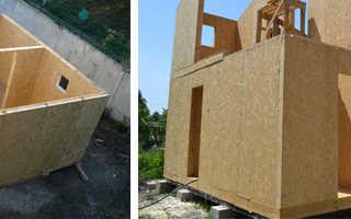 Баня из сип-панелей своими руками: проекты, строительство, отзывы владельцев
