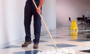 Чем мыть виниловый пол