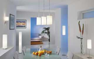 Точечные светильники на кухне: как расположить точечный свет на кухне