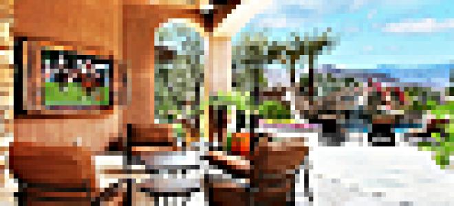 Проект дома с верандой и террасой + фото