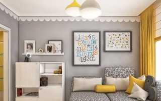 Потолок в детской комнате: навесной, из гипсокартона – дизайн, фото, какой сделать