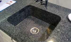 Чем чистить раковину из искусственного камня на кухне: уход за кухонными мойками