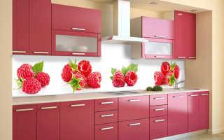 Как прикрепить фартук на кухне из пластика: установка АБС и ПВХ своими руками