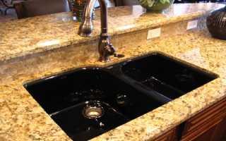 Двойная раковина для кухни: для чего нужна кухонная мойка с двумя чашами