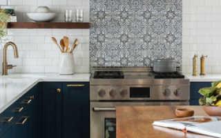 Ремонт кухни в частном доме: какими материалами лучше отделать кухню