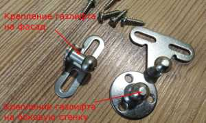Газлифт для кухонных шкафов: как устанавливать, крепить – инструкция