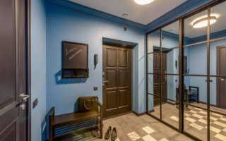 Ремонт коридора в панельном доме + фото