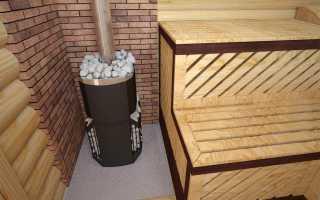 Негорючие и противопожарные материалы для бани
