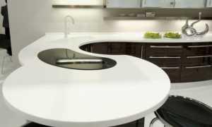 Стык столешницы для кухни: соединение угловых планок, особенности стыковки