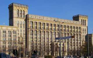 Высота потолка в хрущевках, в сталинских, панельных домах, в новостройках