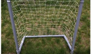 Футбольные ворота своими руками