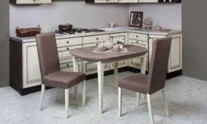 Узкий стол для кухни: маленькие и вытянутые длинные модели, их особенности