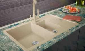 Чем отмыть керамическую раковину на кухне: особенности выведения пятен