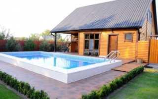 Баня с бассейном: Баня с бассейном: проект, строительство своими руками