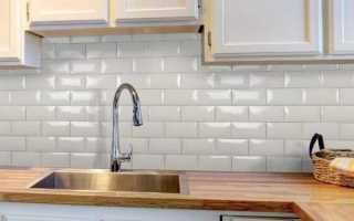 Как выложить фартук из плитки на кухне своими руками: пошаговая инструкция