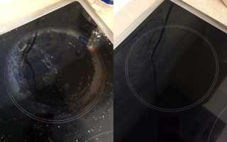 Чем мыть электрическую варочную панель: как можно очистить поверхность