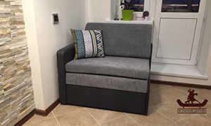 Кресло кровать на кухню малогабаритную: раскладное, со спальным местом