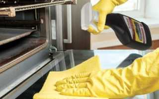 Средство для чистки плит и духовок: эффективная и профессиональная чистка