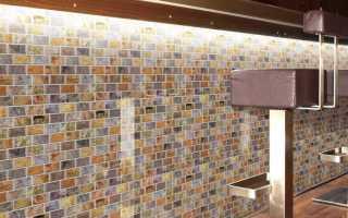 Плитка – мозаика для кухни